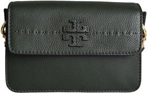 Tory Burch Envelope Flap Shoulder Bag - DARK BOXWOOD - STYLE