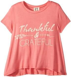 (+) People People Thankful Tee (Big Kids)