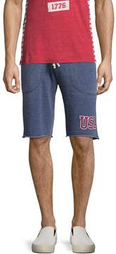 Alternative Apparel Men's Victory Slant Shorts
