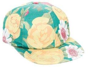 MCM Paradise Floral Hat w/ Tags