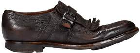 Church's Fringe Buckle Loafers