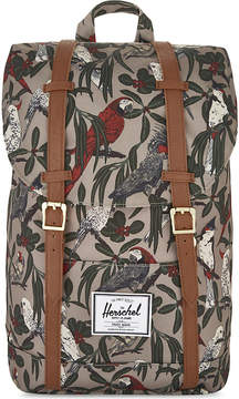 Herschel Retreat printed backpack