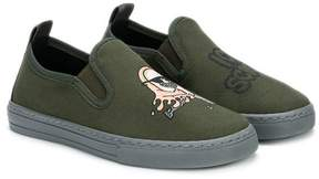 Stella McCartney slip on shoes