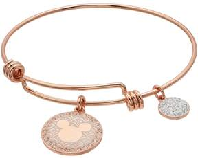 Disney Disney's Mickey Mouse Crystal Laughter Bangle Bracelet