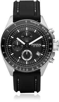 Fossil Decker Stainless Steel Men's Chronograph Watch