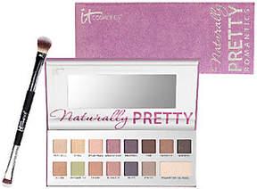 It Cosmetics The Romantics Naturally Pretty Matte Palette w/Brush