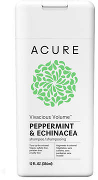Acure Organics Shampoo Pure Mint + Echinacea Stem Cell