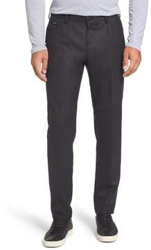 BOSS Men's Gaetano Regular Fit Wool Trousers