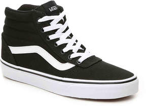 Vans Women's Ward Hi High-Top Sneaker - Women's's