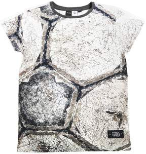 Molo Ball Print Cotton Jersey T-Shirt
