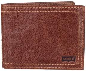 Levi's Levis Men's Leather Traveler Wallet
