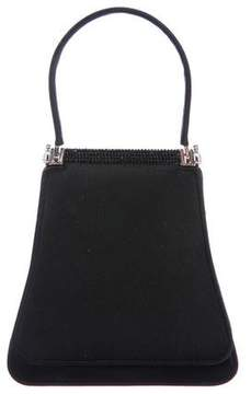 Judith Leiber Satin Mini Bag