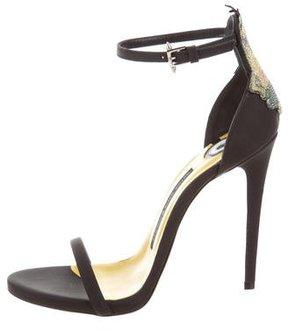 Ruthie Davis Minion Ankle-Strap Sandals w/ Tags