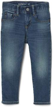 Gap High stretch super soft slim jeans