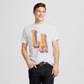 Awake Men's Los Angeles LA All Day T-Shirt - White