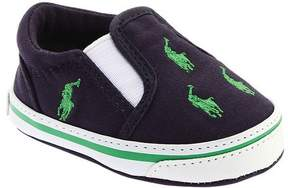 Polo Ralph Lauren Unisex Infant Bal Harbour Repeat Slip-On Sneaker