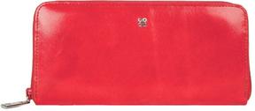Women's Bosca Old Leather Zip Around Wallet