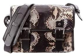 Zadig & Voltaire Morrison Deluxe Python Bag.