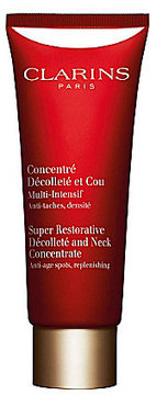 Clarins Super-Restorative Decollete and Neck Concentrate