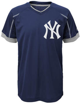 Majestic Mlb Emergence New York Yankees T-Shirt, Little Boys (4-7)