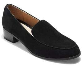 Me Too Jazzy Suede Loafers