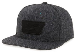 Vans Men's 'Full Patch' Snapback Hat - Black