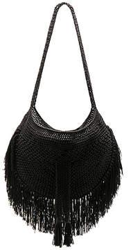 Indah Sesame Bag in Black.