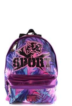 Philipp Plein Women's Multicolor Polyamide Backpack.