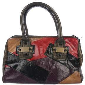 3.1 Phillip Lim Patchwork Leather Handle Bag