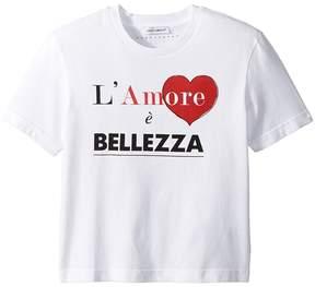 Dolce & Gabbana Love Bellezza T-Shirt Girl's T Shirt