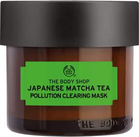 The Body Shop Recipes of Nature Japanese Matcha Tea Mask
