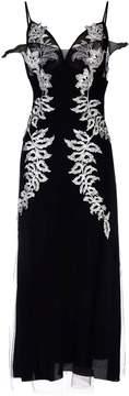 Francesco Scognamiglio 3/4 length dresses
