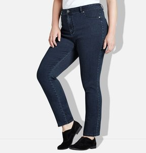 Avenue Butter Denim Legging Jean (Medium Wash) 28-32