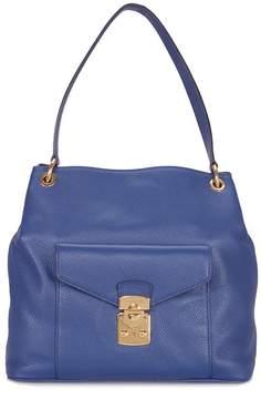 Miu Miu Bluette Leather Hobo Bag