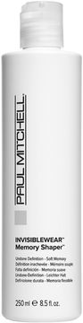Paul Mitchell Invisiblewear Memory Shaper Hair Lotion-8.5 oz.