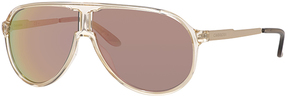 Safilo USA Carrera New Champion Aviator Sunglasses