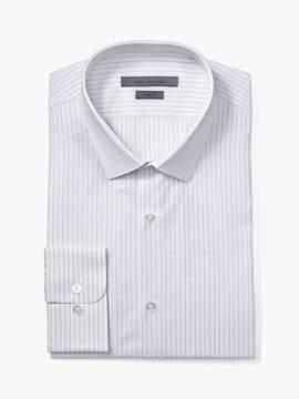 John Varvatos Trim Fit Dress Shirt W/Stella Collar