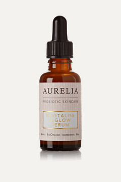 Aurelia Probiotic Skincare - Revitalize & Glow Serum, 30ml - Colorless