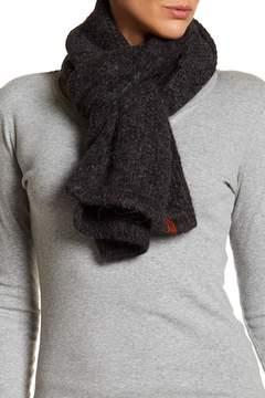 Frye Knit Wrap Scarf
