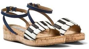 Stella McCartney Giltter Piano Sandals