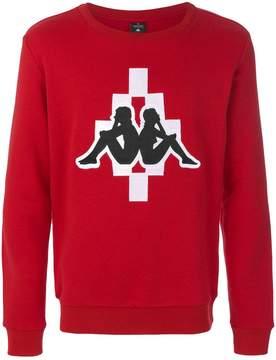Marcelo Burlon County of Milan x Kappa sweatshirt