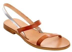 Cocobelle Naples Leather Sandal.