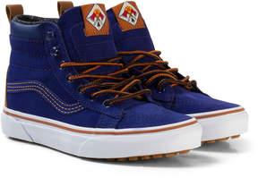 Vans Blue Depths SK8-Hi Shoes