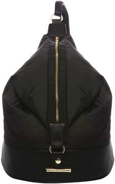 Black Duffle Backpack