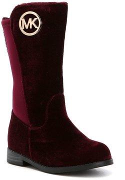 MICHAEL Michael Kors Girls Emma Lily-T Boots