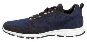 DSQUARED2 Denim Low-Top Sneakers