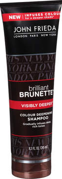 John Frieda Brilliant Brunette Color Deepening Shampoo