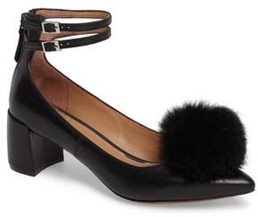 Linea Paolo Women's Nadine Ankle Strap Pump