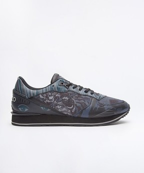 Kenzo Running Napa Crazy Canvas Trainer