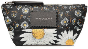 Marc Jacobs Fabric B.Y.O.T. Mixed Daisy Pouch - MULTICOLORED - STYLE